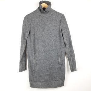Lou & Grey Turtleneck Long Sweater Dress Size XS